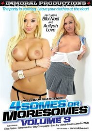 Foursomes Or Moresomes Vol. 3