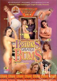 Cumback Pussy 10: Britains Greatest Bums Porn Video