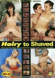 ATK Hairy To Shaved Porn Video