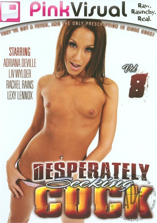 Desperately Seeking Cock Vol. 8