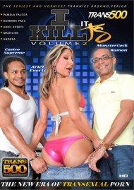 I Kill It TS Vol. 2 Porn Video