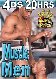Muscle Men (4-Pack)
