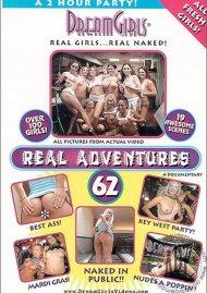 Dream Girls: Real Adventures 62 Porn Video