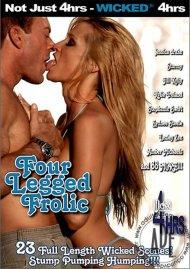 Four Legged Frolic Porn Video
