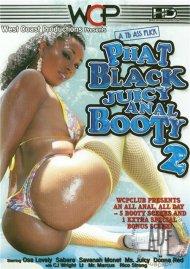 Phat Black Juicy Anal Booty 2 Porn Video