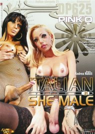 Italian She Male #31 Porn Video