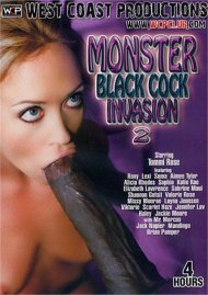 Monster Black Cock Invasion 2 Porn Video