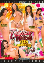 Totally Twisted Teen Trannies Vol. 2