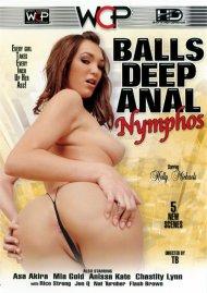 Balls Deep Anal Nymphos