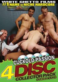 Cuckold Passion 4 Disc Collector Packs