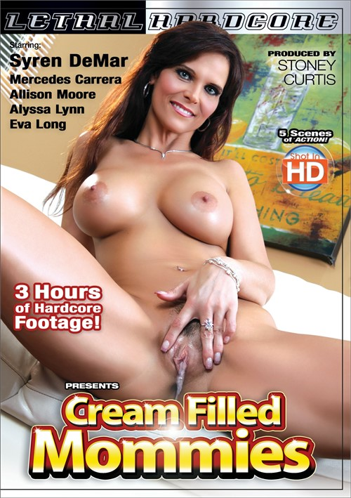 Cream Filled Mommies Boxcover