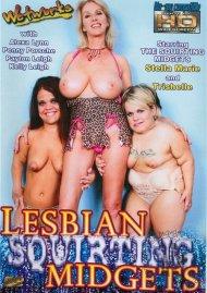 Lesbian Squirting Midgets Porn Video