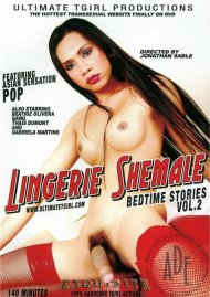 Lingerie SheMale Bedtime Stories Vol. 2