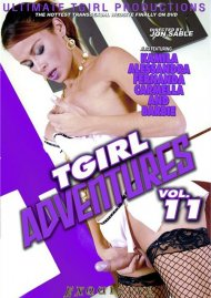 T-Girl Adventures Vol. 11