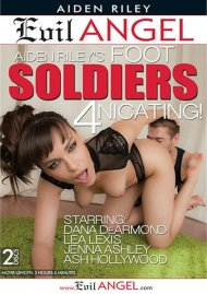 Foot Soldiers 4nicating!