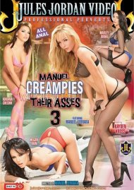 Manuel Creampies Their Asses 3 Porn Video