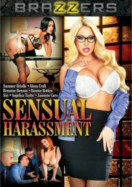 Sensual Harassment Porn Movie