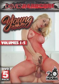 Young N Hairy Vol. 1-5