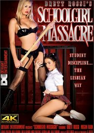Brett Rossi's Schoolgirl Massacre Porn Video