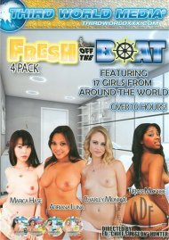 Fresh Off The Boat 4-pack