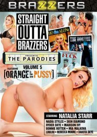 Brazzers Presents: The Parodies 5 - Straight Outta Brazzers Porn Video