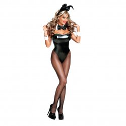 Cheap Thrills: Club Bunny Costume - Medium