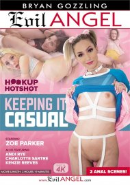Hookup Hotshot: Keeping It Casual Porn Movie