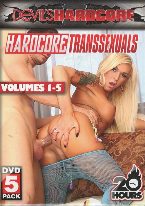 Hardcore Transsexuals Vol. 1-5