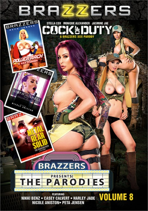 Brazzers Presents: The Parodies 8