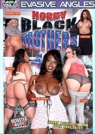 Horny Black Mothers 4 Porn Movie