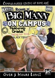 Big Mann on Campus Porn Video