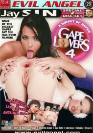 Gape Lovers 4 Porn Movie