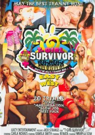 T-Girl Survivor: East Vs. West Porn Video