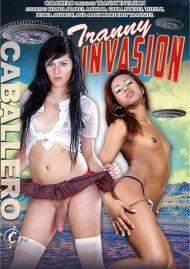 Tranny Invasion Porn Video