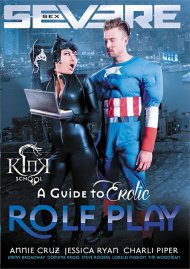 Kink School: A Guide To Erotic Role Play image