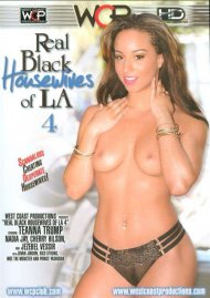 Real Black Housewives Of LA 4 Porn Video