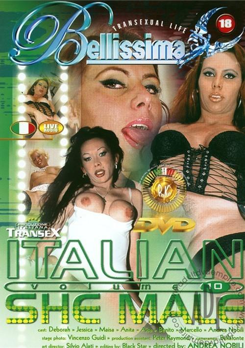 italian shemale 29 dvd № 70890