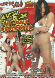 She-Male Destroyer Suzanna Holmes, The Porn Video