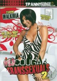 Wild Cougar Transsexuals 2 Porn Video
