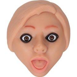 Bree's Cyberskin Deep Throat Stroker