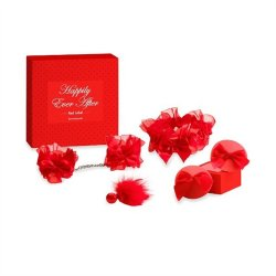 Bijoux Indiscrets Happily Ever After Kit - Red Label