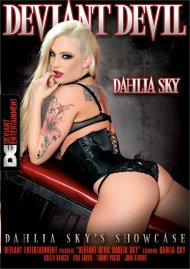 Deviant Devil: Dahlia Sky Porn Video