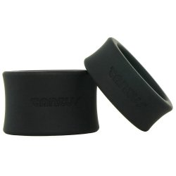 Tantus: Silicone Ball Stretcher - Black