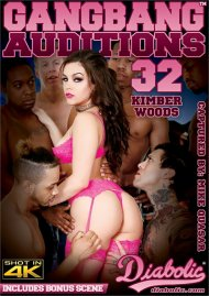 Gangbang Auditions #32