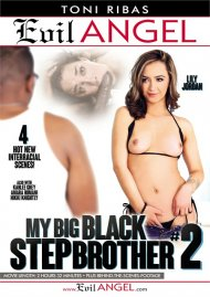 My Big Black Stepbrother #2 Porn Video