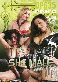 Italian She Male #32 Porn Video