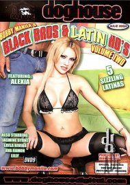 Black Bros & Latin Ho's Vol. 2 Porn Video