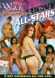 Wendy's Wild Shemales: Ebony All-Stars Porn Video