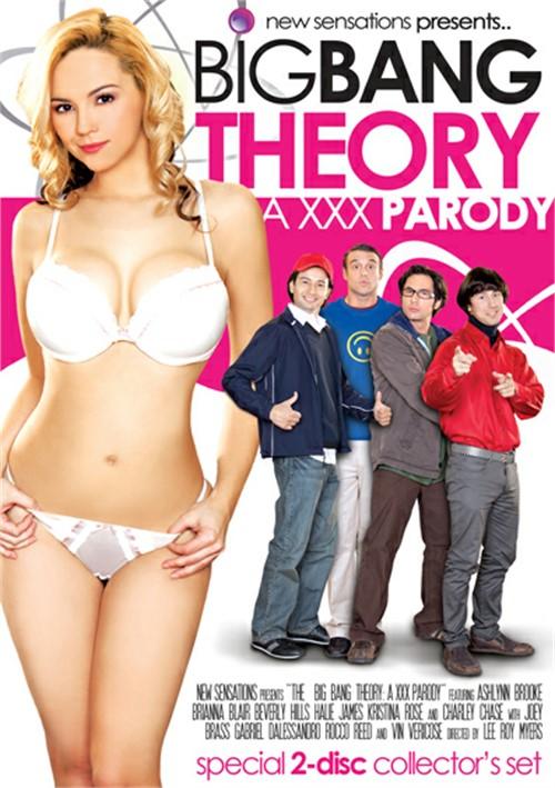 Big Bang Theory: A XXX Parody