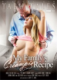 My Family's Creampie Recipe Porn Video